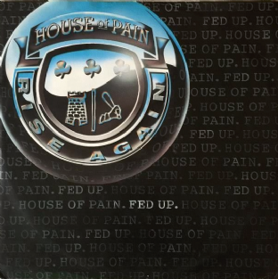 "House Of Pain ‎- Fed Up (12"") (G/NM)"